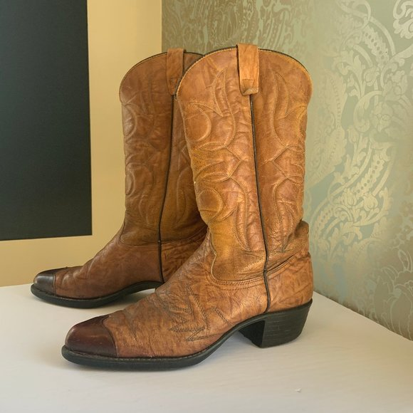 Western Cowboy Boots Texas American Made